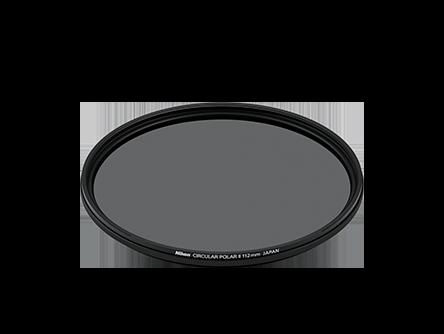 円偏光フィルターII 112mm