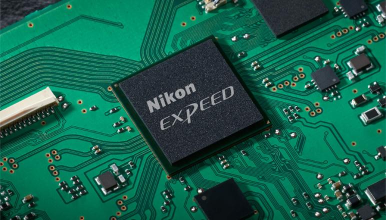 ニコンDXフォーマット最高レベルの高画質を実現する、高性能画像処理エンジン EXPEED 5
